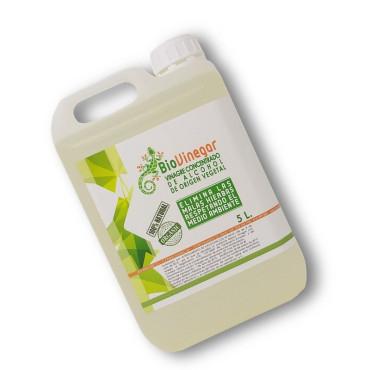 BIOVINEGAR 5L GARDEN Herbicida ecológico