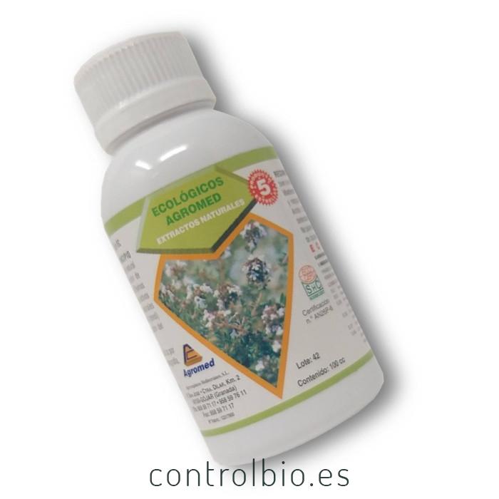 Extracto de TOMILLO ROJO 100 ml fitofortificante ecológico 100 ml