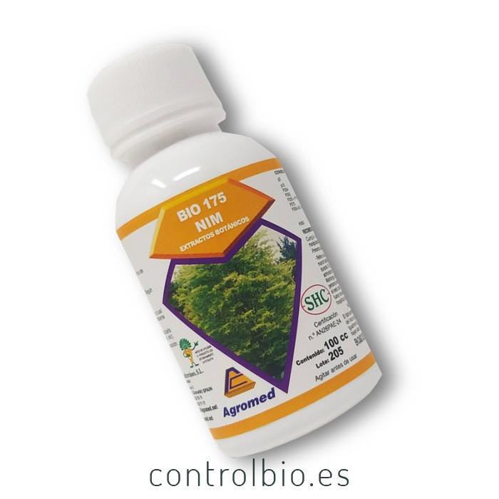 ACEITE DE NEEM insecticida ecológico natural 100 ml
