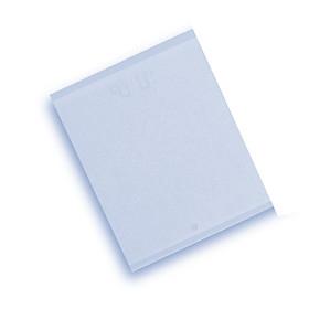 PLACA cromática azul 20 x 25 cm individual