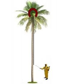 DUCHA para palmeras altas