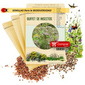BUFFET DE INSECTOS semillas x 100 g