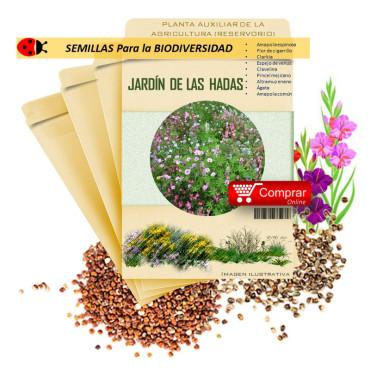 JARDÍN DE LAS HADAS semillas x 5 g