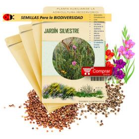 JARDÍN SILVESTRE semillas x 5 g