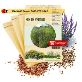 MIX DE VERANO semillas x 5 g