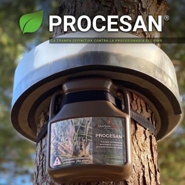 PROCESAN Trampa de collar Sansan para procesionaria del pino