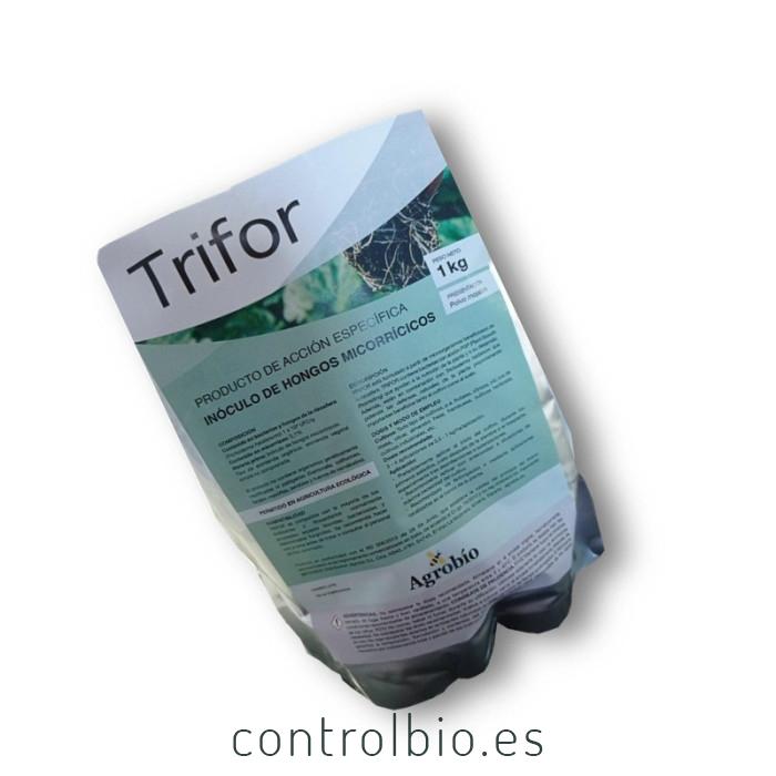 TRIFOR cóctel micorrícico con Trichoderma harzianum 1 Kg
