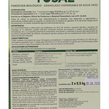 TUSAL 500 GR