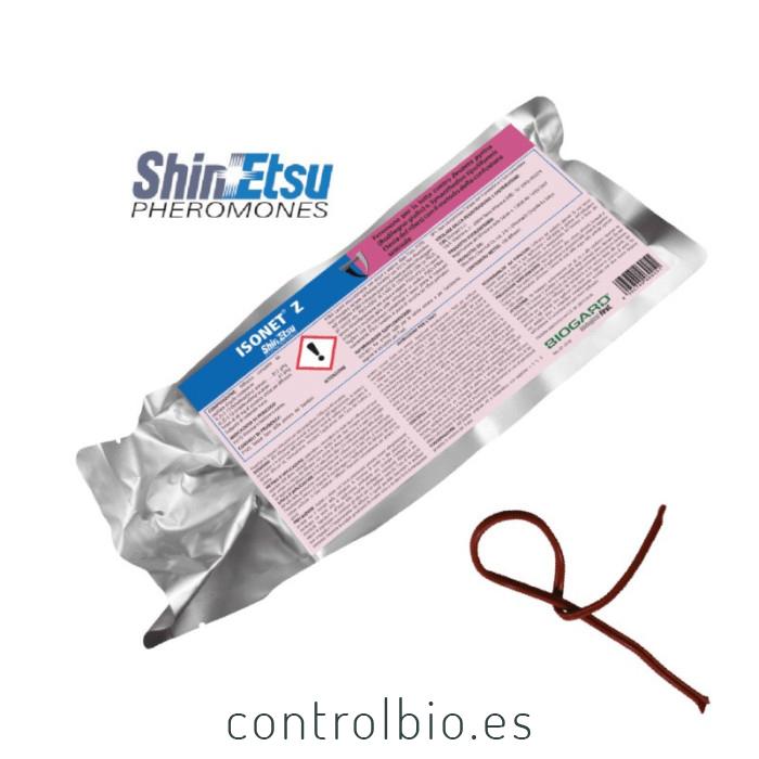 ISONET Z confusión sexual de Zeuzera pyrina
