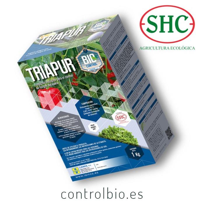 TRIAPUR Trichoderma asperellum biofungicida 1 Kg