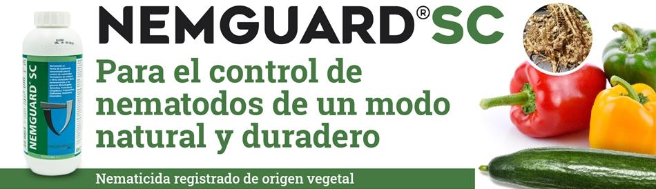 nemguard contra nematodos agricultura ecologica