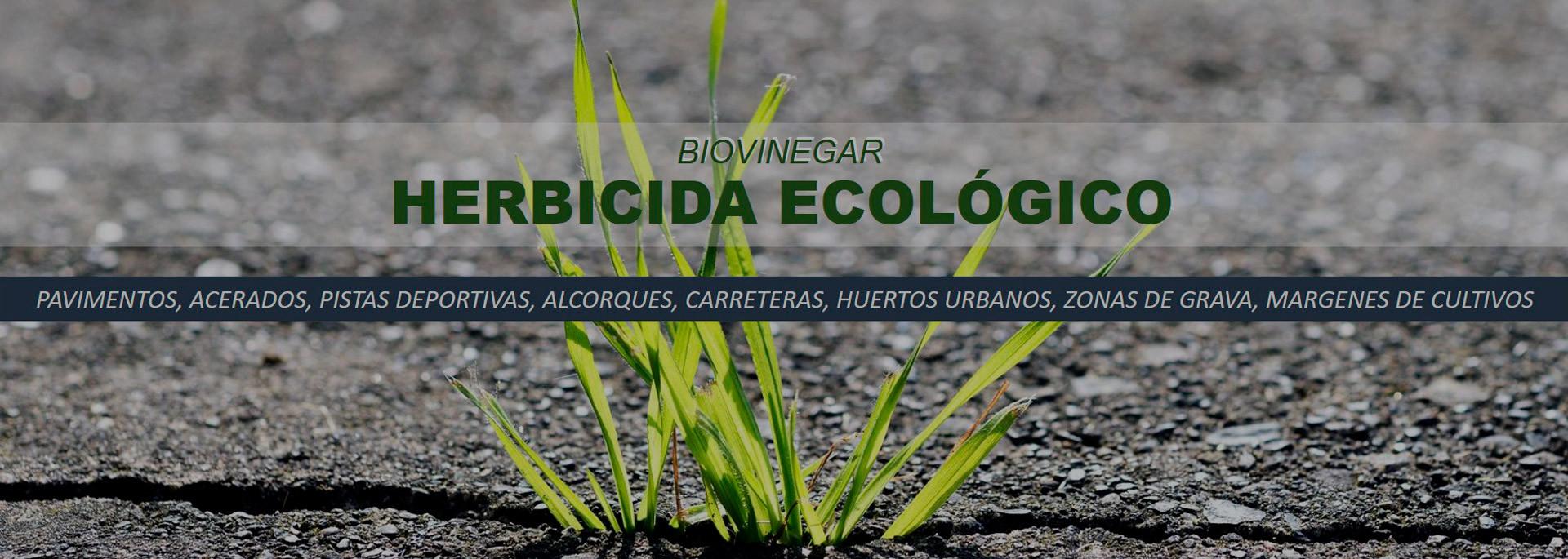 Comprar biovinegar herbicida ecológico
